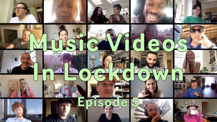 'MUSIC VIDEOS IN LOCKDOWN' Episode 5: The Future Of Our Industry - exclusive on Promonews