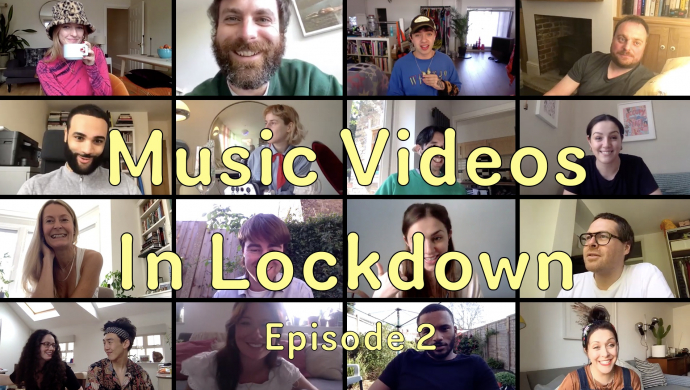 'MUSIC VIDEOS IN LOCKDOWN' series continues with Episode 2: Spending Time - exclusive on Promonews