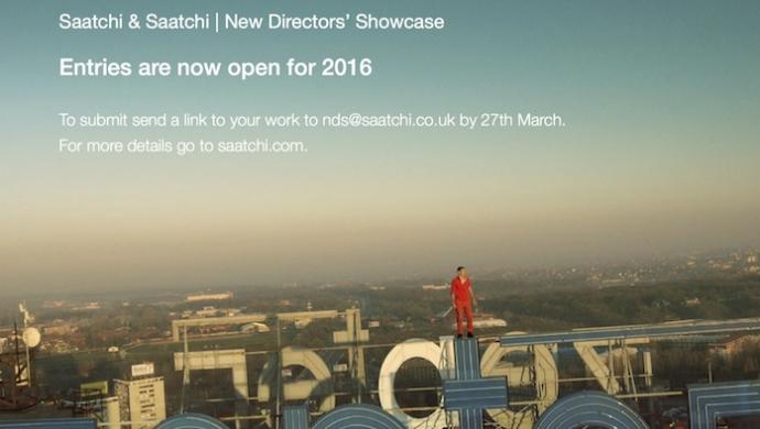 Saatchi & Saatchi NDS 2016 - call for entries