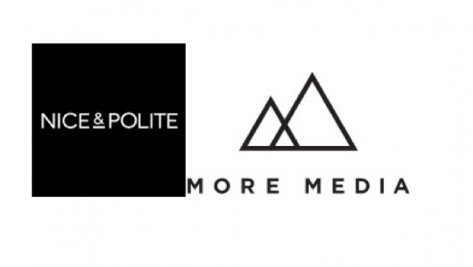Nice & Polite join forces with More Media LA