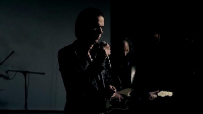 Nick Cave & The Bad Seeds 'Higgs Boson Blues' by Iain Forsyth & Jane Pollard