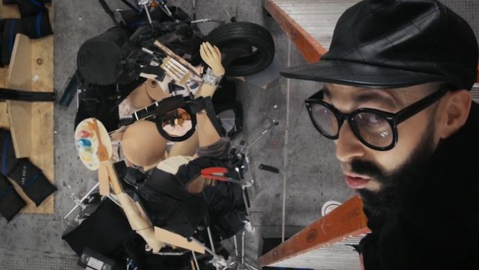 OK Go 'Writing's On The Wall' by Aaron Duffy, Damian Kulash Jr & Bob Partington