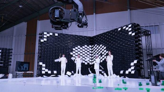 "Yusuke Tanaka on making OK Go's Obsession video ""This took three years"""