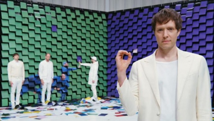 "Yusuke Tanaka on making OK Go's Obsession video ""This took three years"""