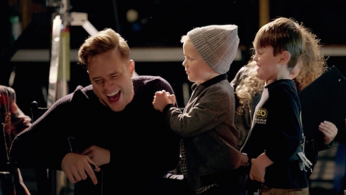 Olly Murs 'Grow Up' by Jim Canty