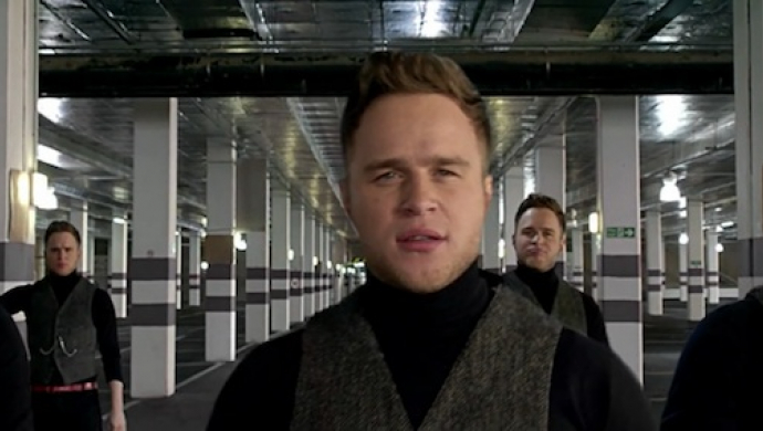 Olly Murs 'Army Of Two' by Vaughan Arnell