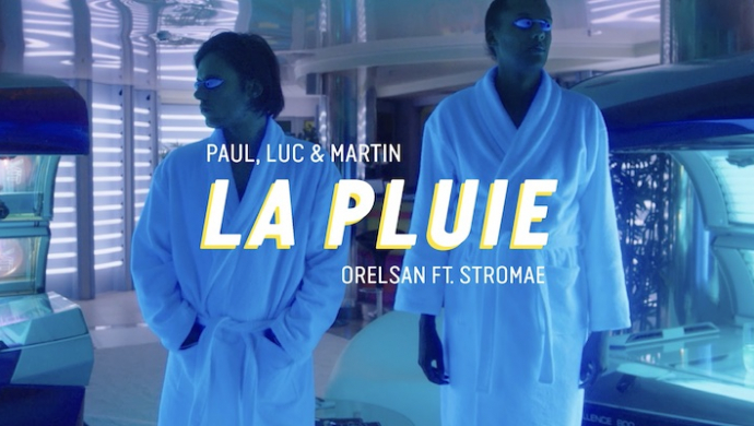 Orelsan ft Stromae 'La Pluie' by Paul, Luc & Martin