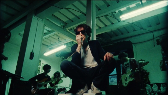 Peter Perrett 'How The West Was Won' by Focus Creeps