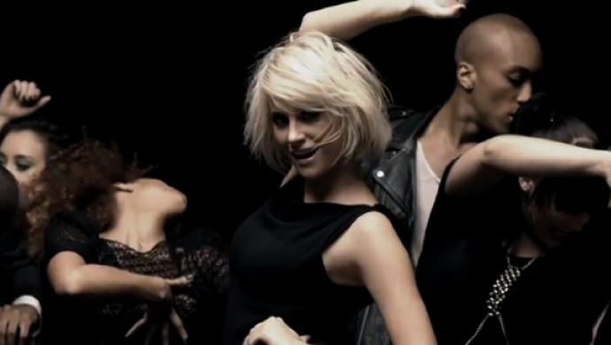 Pixie Lott feat Pusha T 'What Do You Take Me For' by Declan Whitebloom