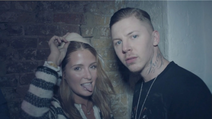 PEJ joins Gas&Electric for music videos in the UK
