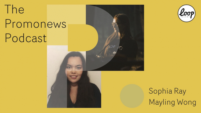 The Promonews Podcast - new episode with Sophia Ray and Mayling Wong out now!