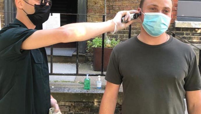 Behind The Video: Joao Retorta & Joel Spencer on their 'post-lockdown' video for Prospa