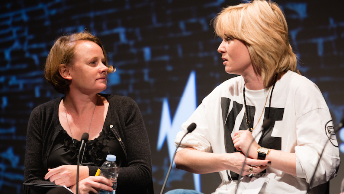"MusicVidFest 2015 Round-Up 3: Post Production Masterclass, ""Let's Make Lots Of Money!"" and 'Question Time'"