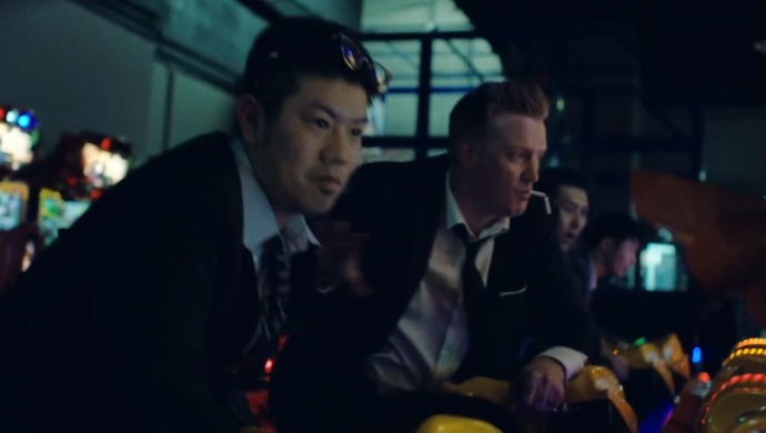 Queens Of The Stone Age 'Smooth Sailing' by Hiro Murai