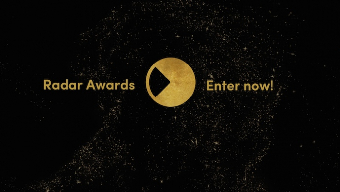 Deadline to Radar Awards on Monday May 16th