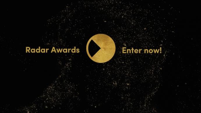 Deadline to Radar Awards on Monday May 16th