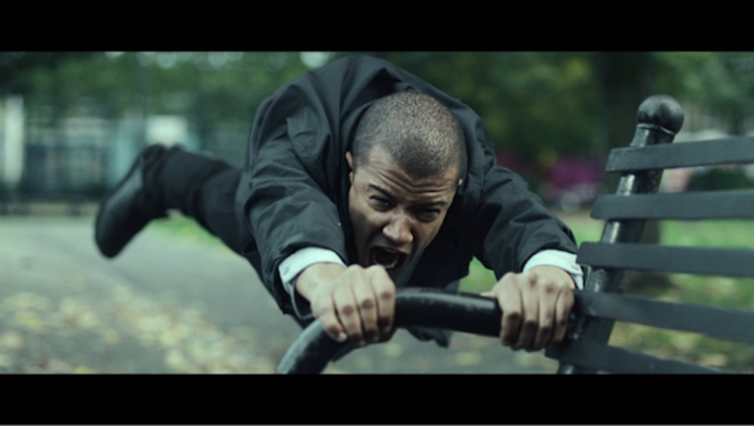 Raleigh Ritchie 'Stronger Than Ever' by Ninian Doff