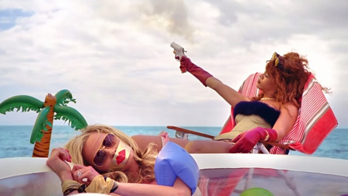 "Léo of Megaforce on Rihanna's BBHMM video: ""I'd lie if I said it was easy"""