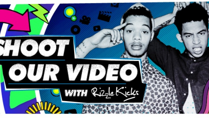 Rizzle Kicks launch work experience initiative for Lost Generation video
