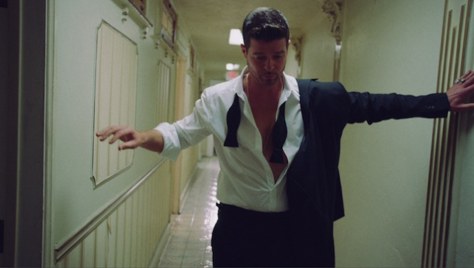 Robin Thicke 'Feel Good' by Sophie Muller
