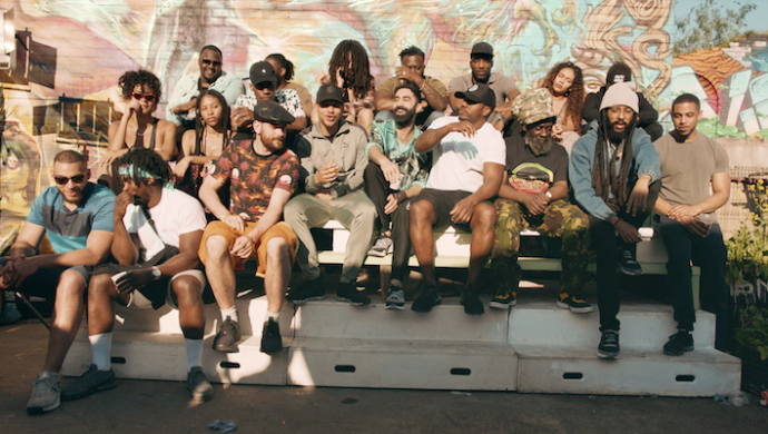 Rudimental ft Shungudzo, Protoje & Hak Baker 'Toast To Our Differences' by Cousin