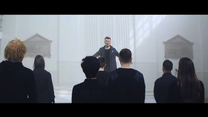Sam Smith 'Stay With Me' by Jamie Thraves