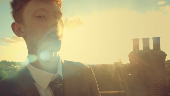 King Krule 'Easy Easy' by Focus Creeps