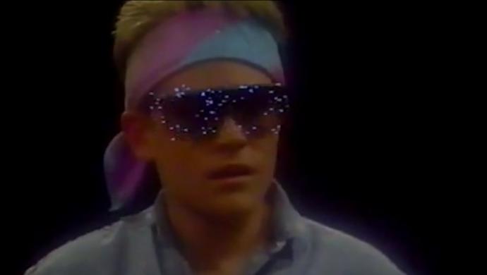 Hot Chip 'Dancing In The Dark' by Kieran Evans