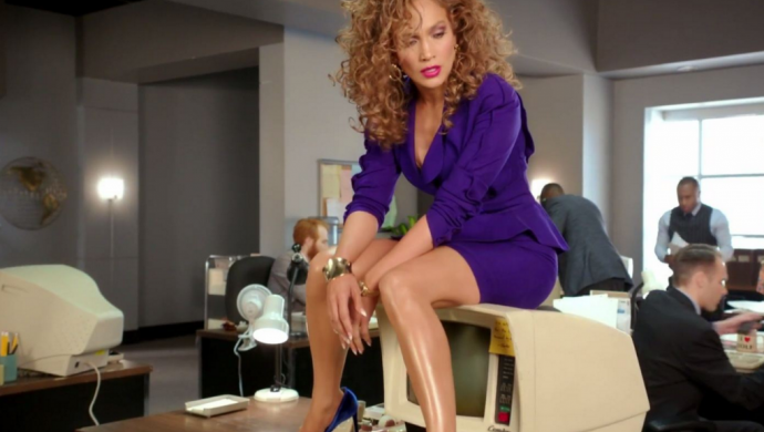 Jennifer Lopez 'Aint Your Mama' by Cameron Duddy