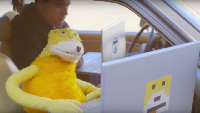 Mr. Oizo 'All Wet' by Quentin Dupieux