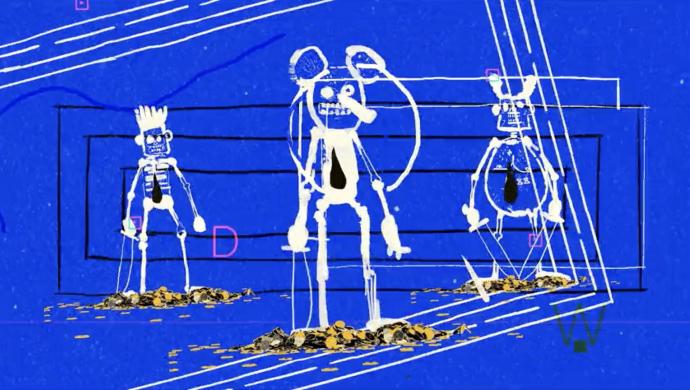 DJ Shadow 'Three Ralphs' by RUFF MERCY