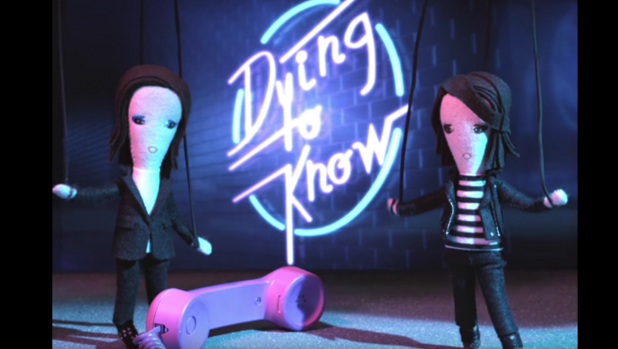 Tegan and Sara 'Dying To Know' by Nathan Boey