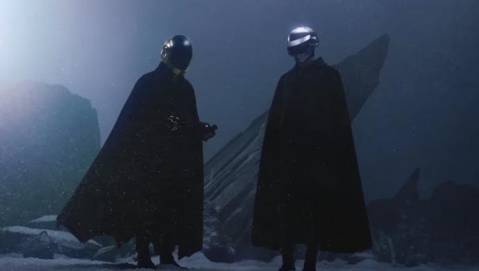 The Weeknd ft. Daft Punk 'I Feel It Coming' by Warren Fu
