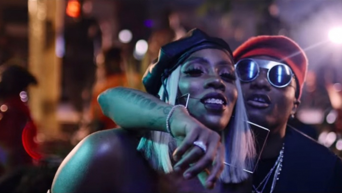 Tiwa Savage ft Wizkid 'Ma Lo' by Meji Alabi