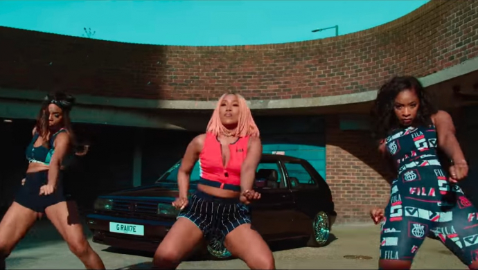 MC Fioti ft Future, J Balvin, Stefflon Don & Juan Magan 'Bum Bum Tam Tam' by Meji Alabi