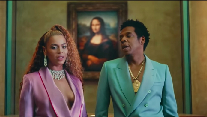 The Carters 'Apeshit' by Ricky Saiz