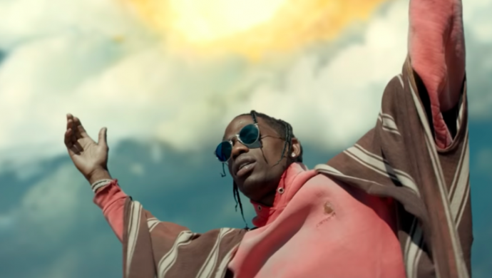 Travis Scott 'Stop Trying To Be God' by Dave Meyers