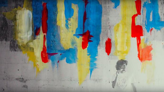 Mike Shinoda (ft. K.Flay) 'Make It Up As I Go' by Antoni Sendra Podenco