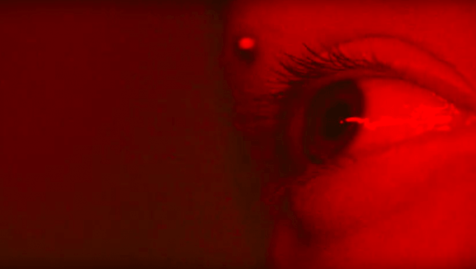 Daniel Avery 'Time Marked Its Irregular Pulse In Her Eyes' by Sam Davis And Tom Andrew