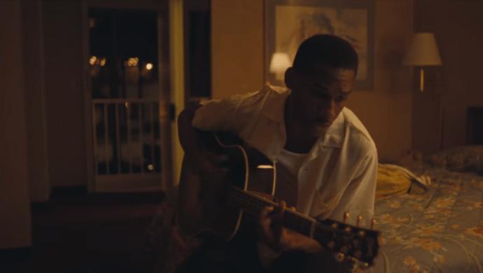 Leon Bridges 'River' by Miles Jay