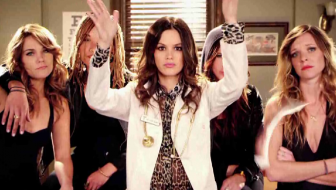 Rachel Bilson 'Call Me Doctor' by Dugan O'Neal