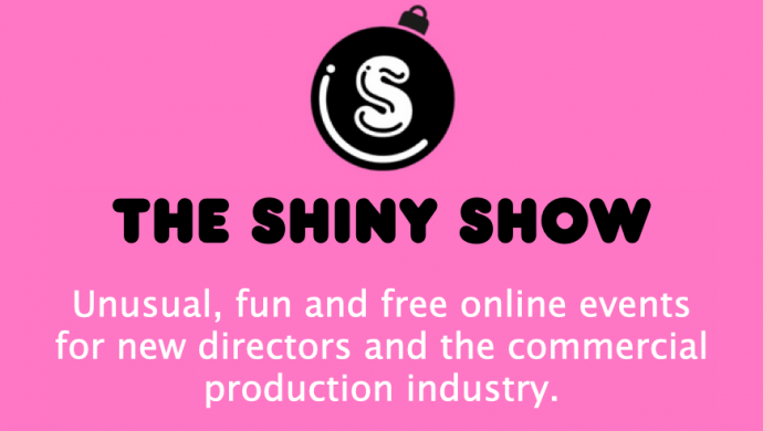Shiny Shows for July - register for Inside Music Video Commissioning and It's Your Videos!!