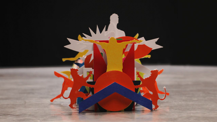 Shugo Tokumaru 'Katachi' by Kijek / Adamski