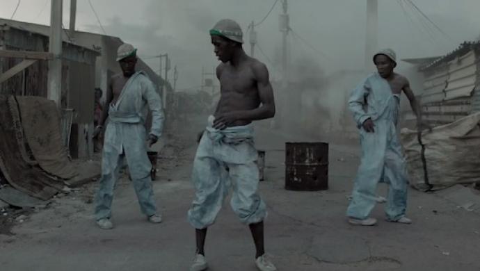 Skrillex Feat. Ragga Twins 'Ragga Bomb' by Terence Neale