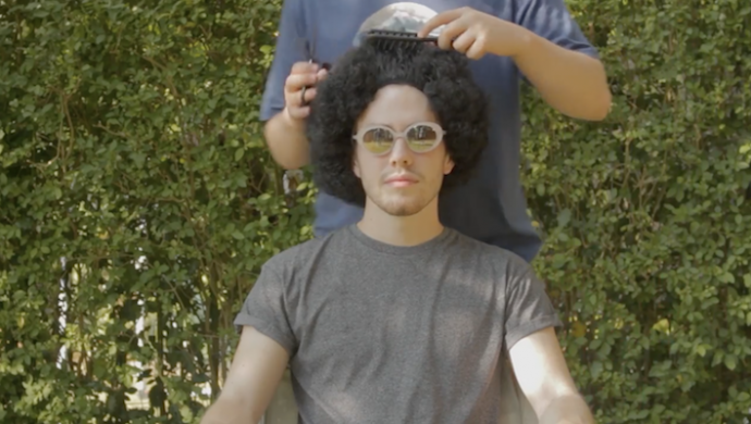 Sleepyhead 'Teenage Haircut' by Tom Gregson