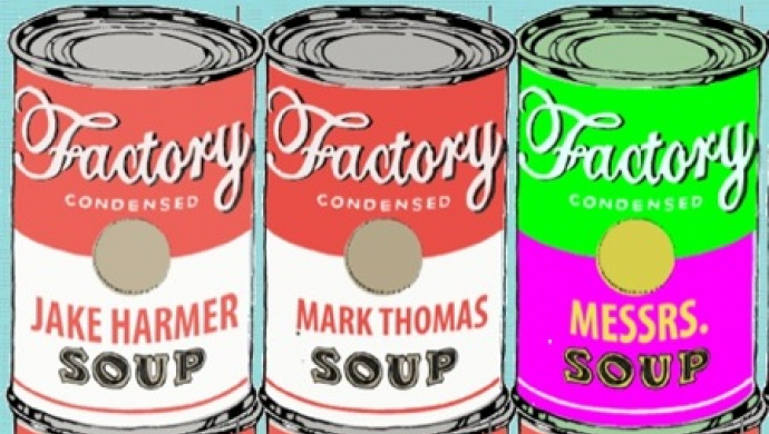New production outfit Soup Factory opens for business with can-do attitude
