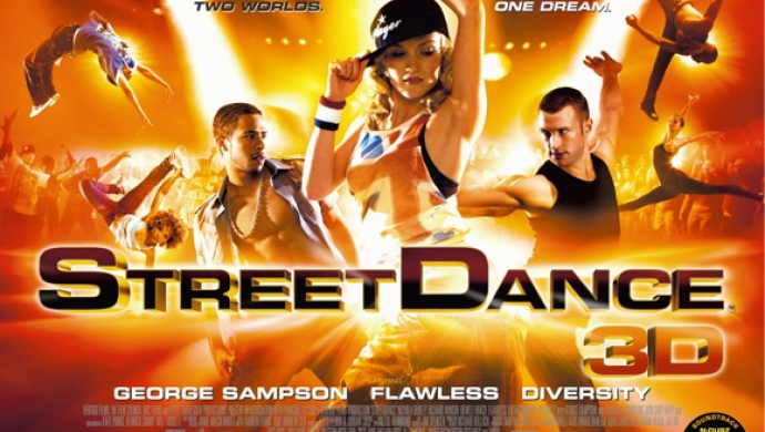 Max & Dania's StreetDance 3D hits cinemas today
