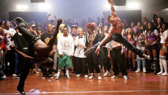Max & Dania's StreetDance 3D is Britain's favourite movie