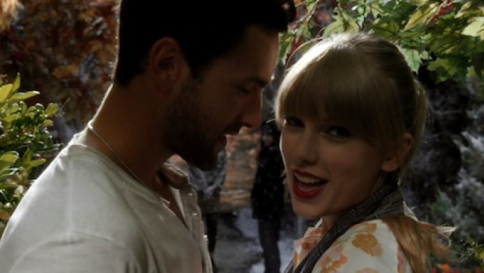 Taylor Swift 'We Are Never Ever Getting Back Together' by Declan Whitebloom
