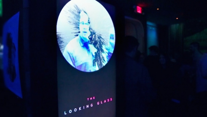 UK Music Video Awards 2015: The Mill presents 'The Looking Glass' at MVAs' aftershow party